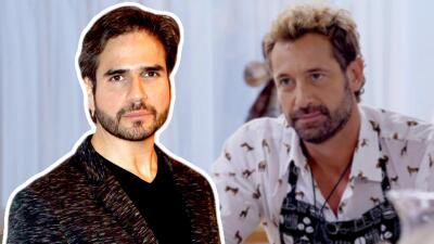 Daniel Arenas habla de la supuesta rivalidad que tiene con Gabriel Soto