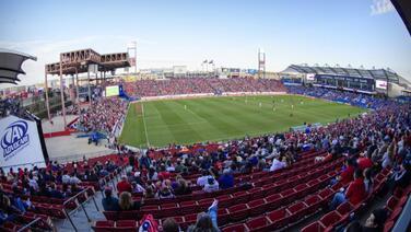 FC Dallas y Nashville SC reanudan esta noche la temporada regular de MLS