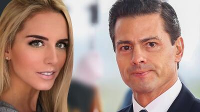 Tania Ruiz niega rotundamente estar embarazada del expresidente mexicano Enrique Peña Nieto