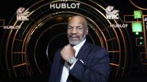 Mike Tyson gana grandes cantidades vendiendo Marihuana