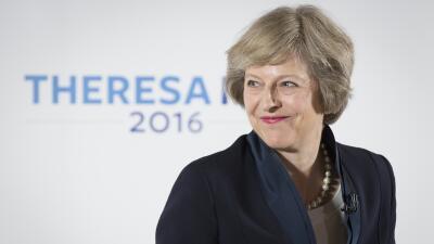 Theresa May será desde este miércoles la nueva primera ministra británica