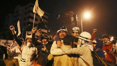El presidente de Ecuador deroga el decreto con medidas de reformas económicas que detonó intensas protestas durante once días