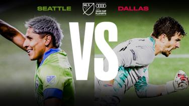 Seattle Sounders y FC Dallas abren las Semifinales del Oeste