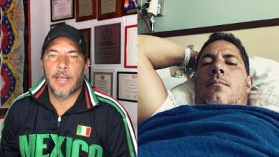 """Fernando del Rincón supera un """"pantano de dolor"""" tras su cirugía y lanza un emotivo mensaje a sus fans"""