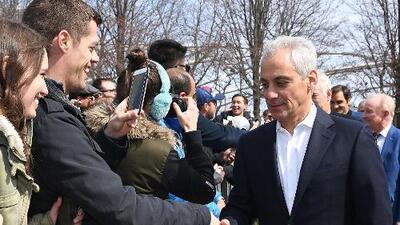 Opiniones divididas por el anuncio del alcalde de Chicago de no buscar la reelección