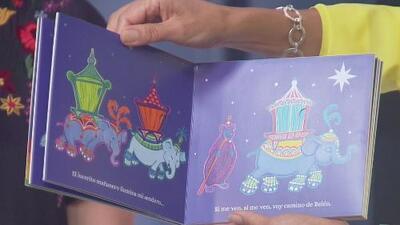'Canticos', libros bilingües y animaciones para que los niños conozcan las tradiciones