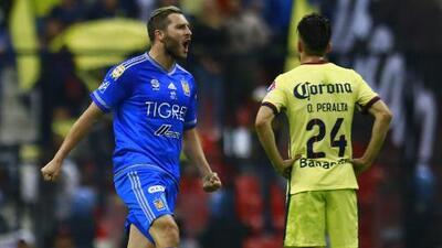 Tigres y América, una reciente rivalidad en el fútbol mexicano