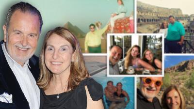La historia de amor de Raúl y Millie de Molina que 25 años después sigue intacta