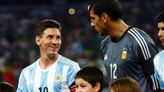 El pacto de Nahuel Guzmán y Lionel Messi con el que Tigres está de acuerdo