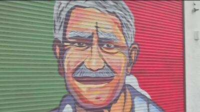 Todo listo para recibir a Oscar López Rivera en Humboldt Park, el barrio más puertorriqueño de Chicago