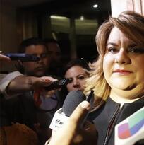 Jenniffer González dice que candidatura de Acevedo Vilá demuestra que el PPD no tiene líder