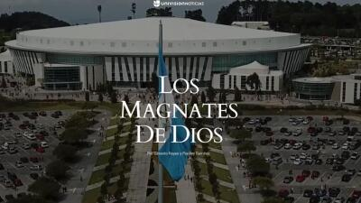 """El pastor de Guatemala Cash Luna niega """"vínculo"""" con narcotraficante"""