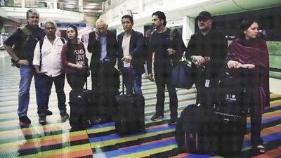 Cara a cara: los testimonios de Jorge Ramos y su equipo, retenidos y expulsados por Maduro