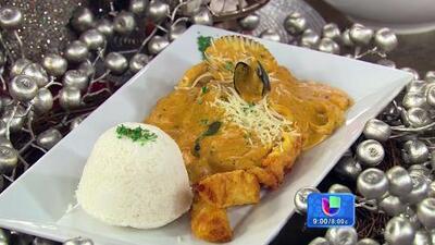 Receta peruana de 'Pescado a lo Macho con Salsa Madre'