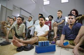 Memes del adiós: figuras que quedaron fuera del Mundial