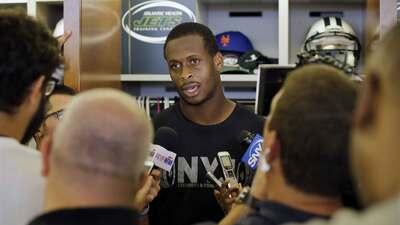 Geno Smith regresó a los trabajos de su posición en los entrenamientos de los Jets