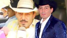 José Manuel Figueroa llegó tarde a la celebración de su papá Joan Sebastian para no ver a su familia