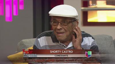 Shorty Castro lamenta que nunca tuvo su propio show