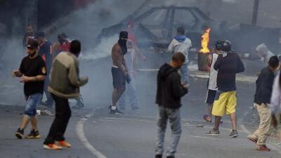 Manifestaciones en Venezuela luego de que soldados llaman a protestar contra Maduro