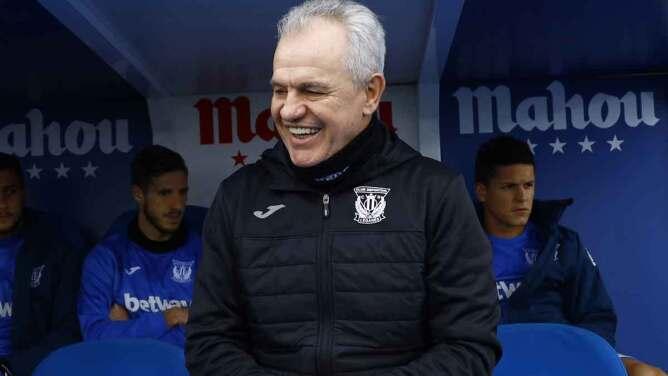 ¡No lo olvidan! Leganés agradece a Javier Aguirre por la temporada