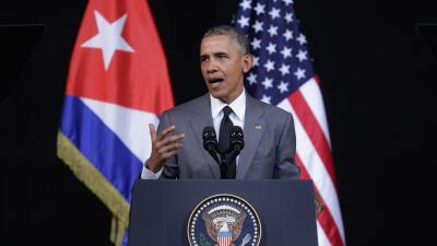 Discurso del presidente Barack Obama en La Habana, Cuba
