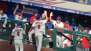 La MLB aplaza juegos de Phillies por riesgo de contagio