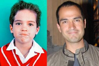 ¡Cuánto ha cambiado Alfonso Herrera!