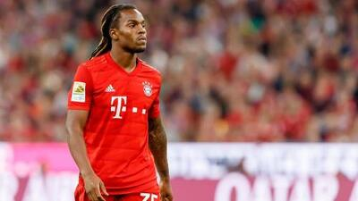 Renato Sanches quiere irse del Bayern Múnich