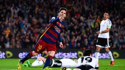 Lionel Messi alcanza los 500 goles como futbolista profesional