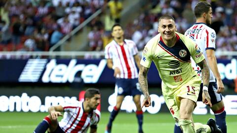 El América repetirá el 11 titular contra Tigres que se llevó el Clásico Nacional