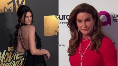 Kendall Jenner duda sobre la paternidad de Caitlyn Jenner