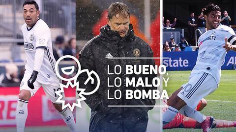 Regreso goleador de Marco Fabián y la zurda de Carlos Vela, adornan la quinta fecha de la MLS