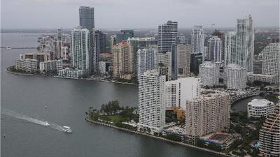 Prevén un sábado caluroso en Miami con la posibilidad de chubascos y tormentas