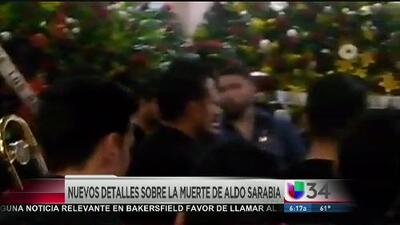 Así velaron a Aldo Sarabia de Banda El Recodo