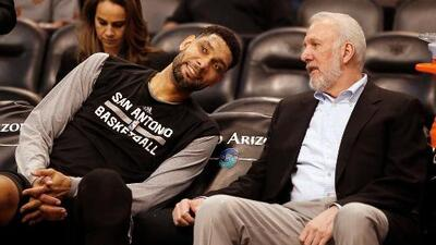 Tim Duncan se integra al staff de coaches de Spurs