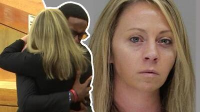 Afroamericano pidió darle un abrazo a la policía de Dallas que mató a su hermano por error