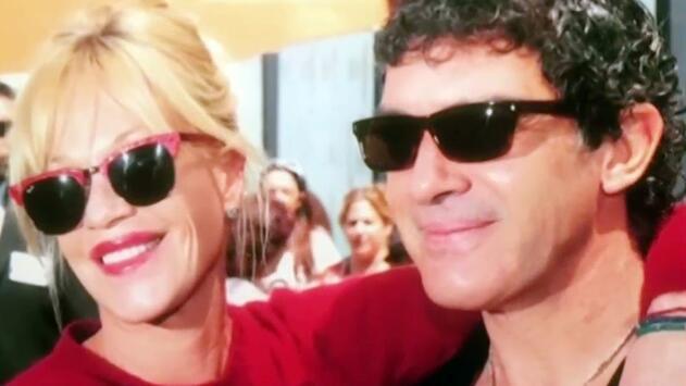 """""""Bravo, guapo"""": el cariñoso mensaje de Melanie Griffith a su exesposo Antonio Banderas por su nominación al Oscar"""