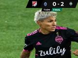 Con gol y asistencia de Raúl Ruidíaz, Seattle clasificó a Playoffs