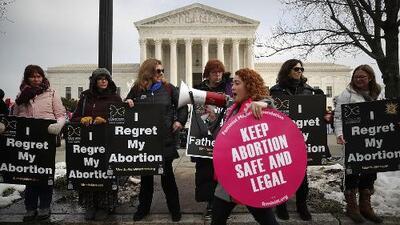 La Corte Suprema será la clave en la batalla sobre el aborto: ¿qué opinan sus jueces?