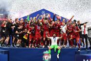 ¡Nuevo rey de Europa! Liverpool maniató al Tottenham y es monarca de la Champions League