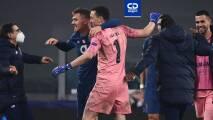 Marchesín no se cambia por nadie tras eliminar con Porto a Juventus