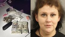 Arrestan a mujer bajo sospecha de distribuir drogas al norte de Houston