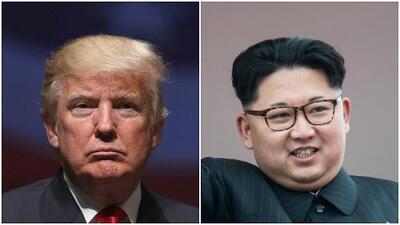 """Con """"fuego y furia"""", Donald Trump amenaza a Corea del Norte"""