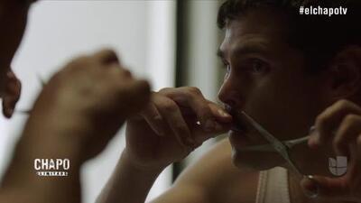 Así cambió de identidad 'El Chapo' en la serie