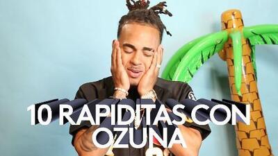 Ozuna es un chico nocturno