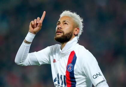 Enero 2020, partido entre el PSG y Lille de la League One.