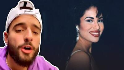 Así se escucha Maluma cantando 'Amor Prohibido', el famoso tema de Selena Quintanilla
