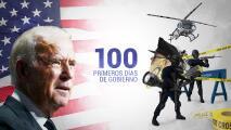 Las promesas de Biden tras 100 días de gobierno: reforma policial