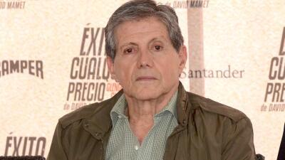 Héctor Bonilla cuenta que cuando supo que tenía cáncer pensó en cavar su propia tumba sin perder la esperanza