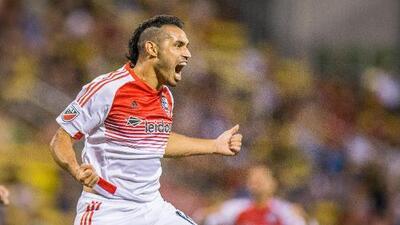 Fabián Espíndola, el delantero del Necaxa que es un viejo conocido para NYCFC y la MLS
